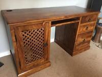 John Lewis Maharani Desk (double sided)