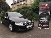 "AUDI A6 AVANT 2.0 TDI S LINE ""FULLY LOADED EVERY EXTRA"" WARRANTY LE MANS diesel estate a4 m sport"
