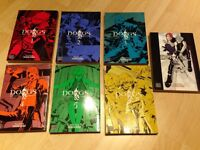 Manga books- Dogs 1-7 in perfect condition