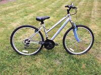 Girls bicycle. Hardly used.