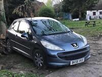 2007 Peugeot 206 1.4 1 owner
