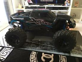 Traxxas rc car xmaxx