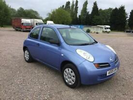 Nissan micra 1.2 petrol 2005 3Dr perfect first car