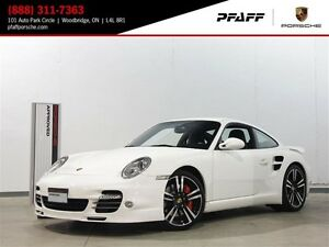 2011 Porsche 911 Turbo Coupe PDK