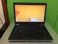 DELL LATITUDE E7440 LAPTOP I5 PROCESSOR 8GB 120GB SSD COMPUTER