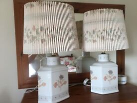 Pair of Murray Feiss table lamps