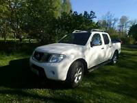 2011 nissan navara tekna pickup 2.5 dci 188 pick up