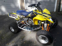 SUZUKI LTR 450 - ROAD REGISTERED ATV QUAD BIKE - FULL MOT