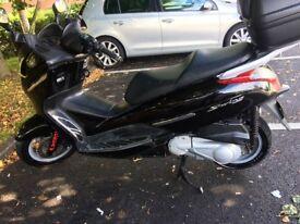 Honda s-wing 125cc