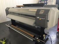 Mutoh Valuejet 1614, eco-solvent, large format printer