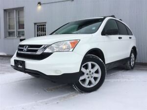 2011 Honda CR-V LX, AWD.