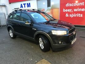 Chevrolet Captiva 2012 2.2 Diesel Excellent condition service history new MOT
