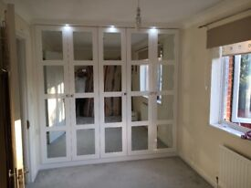 Fitted Wardrobes Offer ! Sliding Doors -Made to Measure