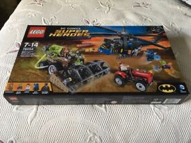 LEGO 76054 Batman: Scarecrow Harvest of Fear (New) Collect Only