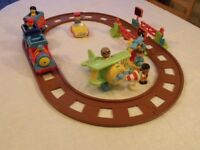 Happyland Train Set Bundle