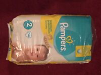 Pampers nappies size 2 pack of 54