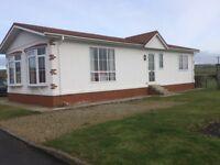 Bungalow Park Home (Ex-Showhome) at Millglen Lodges Ardrossan KA22 8PN