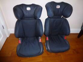 2 Britax Adventure Car Seats