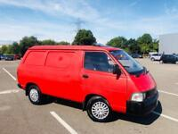 Toyota liteace diesel van 1-owner drive away bargain px swap wel good for export also