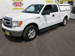 2013 Ford F-150 XLT, Crew Cab, Back Up Camera, Only 61, 000km