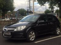 VAUXHALL ASTRA 2008 (57 REG)**£1199**12 MONTHS MOT*FULL SERVICE HISTORY*BLACK*PX WELCOME*DELIVERY