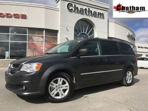 2016 Dodge Grand Caravan BACK UP CAMERA/HEATED SEATS AND STEERIN
