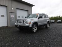 2011 Jeep Patriot 4WD! 52KM! AUTO! $68/WK TAX IN