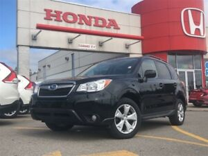 2015 Subaru Forester i Touring, low mileage, AWD, alloy wheels