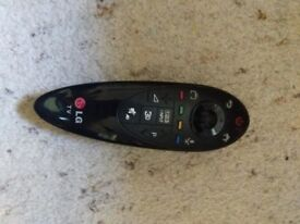 LG tv smart remote official