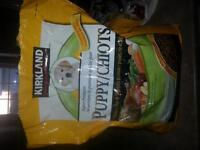 Kirkland puppy food