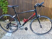 Giant Rapid 3 2015 - Flatbar Road Bike / 24 Speed Triple / Size M