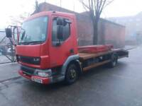 Selection of trucks for sale daf iveco lf cf beavertail