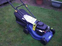 Petrol Powered Challenge Xtreme Push Lawnmower