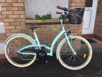 Ladies Btwin Town Bike