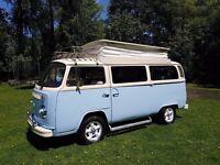 T2 VW Camper for sale