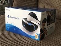 Sony PlayStation VR (PSVR) + PlayStation Move + 2 games