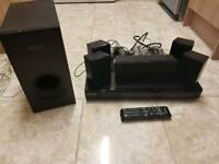 Samsung sound system HT E350