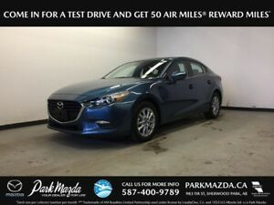 2017 Mazda Mazda3 GS FWD - Bluetooth, Backup Cam, Heated Front S
