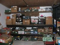 Classic car parts (New old stock)