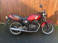 Kawasaki, Z, 1991, 248 (cc) project £395