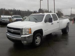 2007 Chevrolet Silverado 3500HD Crew Cab Dually Long Box 4WD