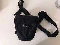 Lowepro Black Toploader Zoom 45 AW II Camera Bag (MINT)