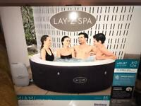 Lay-Z-Spa Miami Air Jet (4 people)