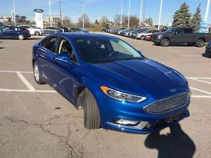 2017 Ford Fusion SE,Fully Loaded Former Executive Driven
