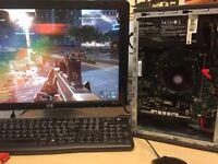 GTX 550 TI graphics card