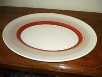 LARGE SUSSIE COOPER MEAT PLATE