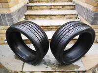 2 x 235/35/19 tyres