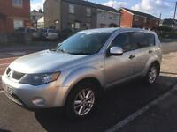 2007 Mitsubishi Outlander Equippe DI-D -cambelt changed -13 months MOT! Private