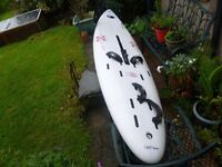 excellent windsurfer for sale by bic the veloche