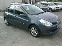 08 Renault Clio 1.2 5 door only 33000 mls ( can be viewed inside anytime)